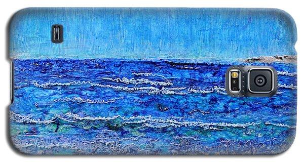 Ebbing Tide Galaxy S5 Case by Regina Valluzzi