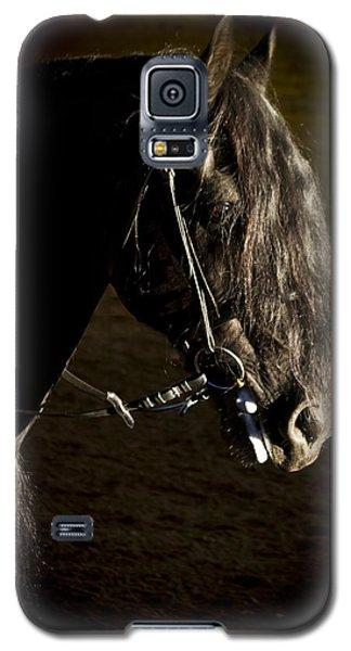 Ebony Beauty Galaxy S5 Case by Wes and Dotty Weber