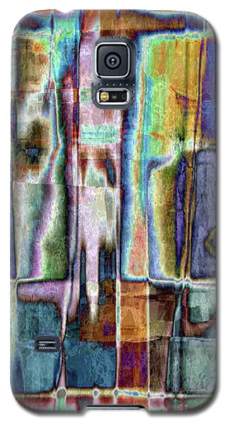 Eccentric Spirit Galaxy S5 Case by Tlynn Brentnall