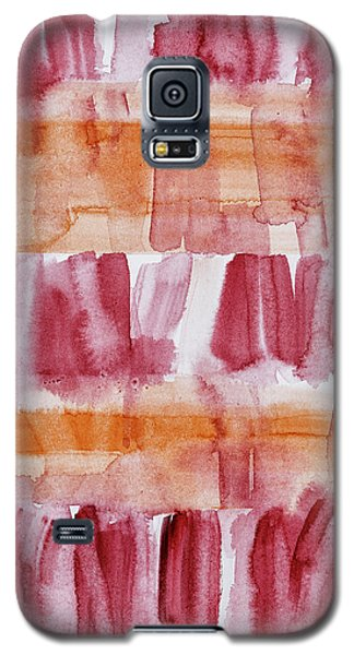 Coneflowers Particles Galaxy S5 Case