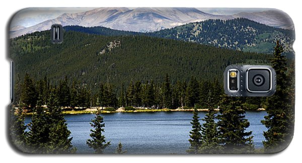 Echo Lake Colorado Galaxy S5 Case