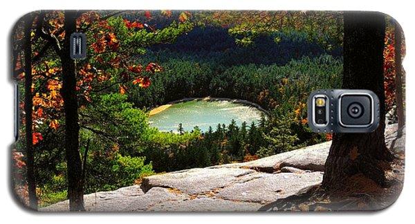 Echo Lake, New Hampshire Galaxy S5 Case
