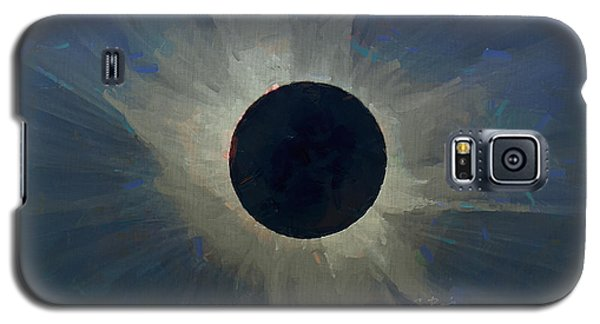 Eclipse 2017 Galaxy S5 Case