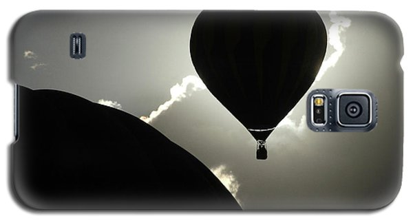 Galaxy S5 Case featuring the photograph Eclipse by Marie Leslie