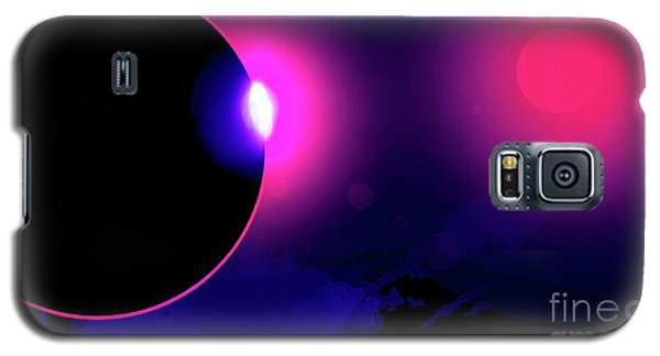 Eclipse Of 2017 Galaxy S5 Case