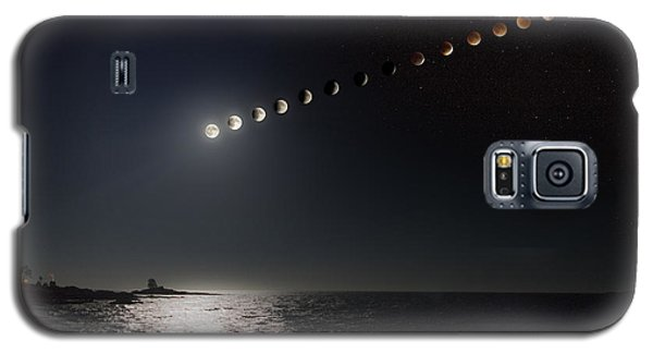Eclipse Of The Moon Galaxy S5 Case