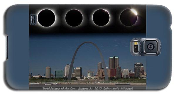 Eclipse - St Louis Skyline Galaxy S5 Case