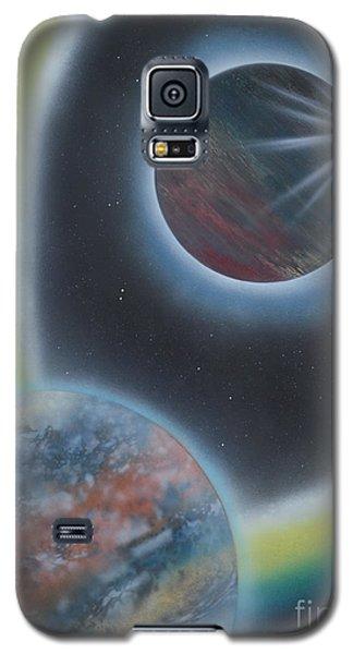 Eclipsing Galaxy S5 Case