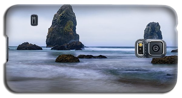 Ecola Beach Galaxy S5 Case by John Gilbert