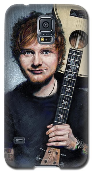 Ed Sheeran Galaxy S5 Case