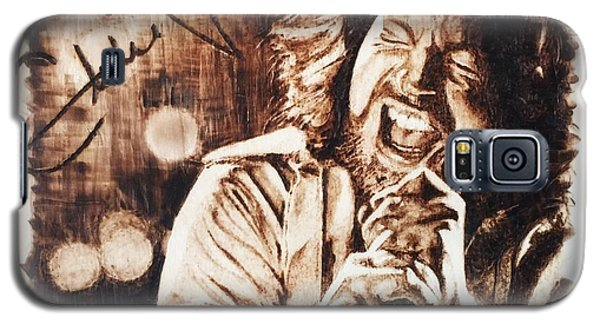 Eddie Vedder Galaxy S5 Case by Lance Gebhardt