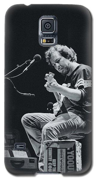 Eddie Vedder Playing Live Galaxy S5 Case