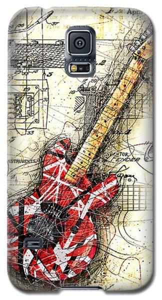 Eddie's Guitar II Galaxy S5 Case by Gary Bodnar