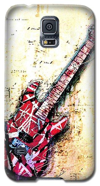 Eddie's Guitar Variation 07 Galaxy S5 Case by Gary Bodnar