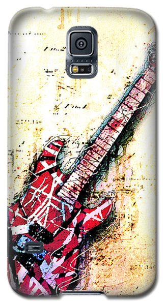 Van Halen Galaxy S5 Case - Eddie's Guitar Variation 07 by Gary Bodnar