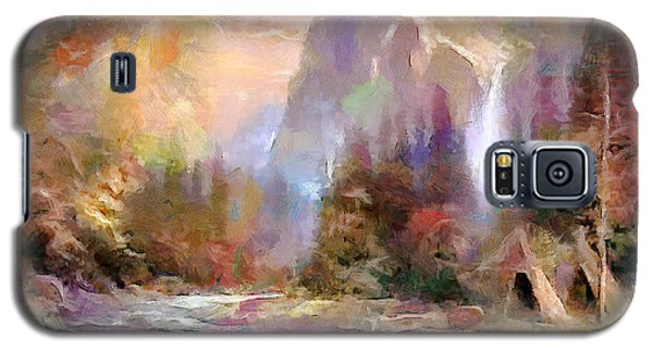 Eden Galaxy S5 Case by Wayne Pascall