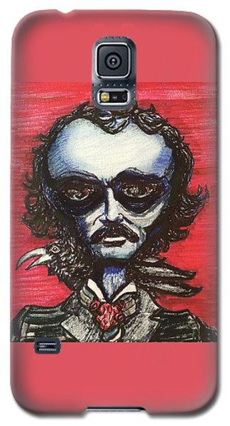 Edgar Alien Poe Galaxy S5 Case by Similar Alien