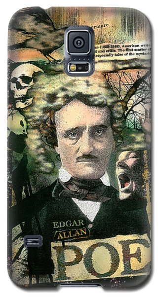 Edgar Allan Poe Galaxy S5 Case