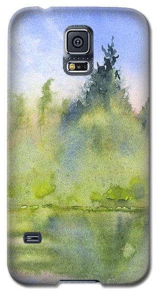 Edge Of Morning Galaxy S5 Case