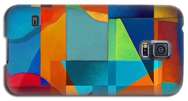 Edges Galaxy S5 Case by Elena Nosyreva