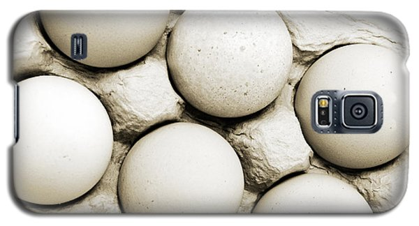 Edgy Farm Fresh Eggs Galaxy S5 Case