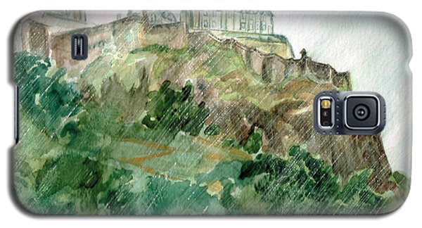 Edinburgh Castle Galaxy S5 Case