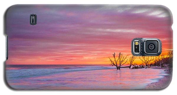 Edisto Beach Sunset Galaxy S5 Case