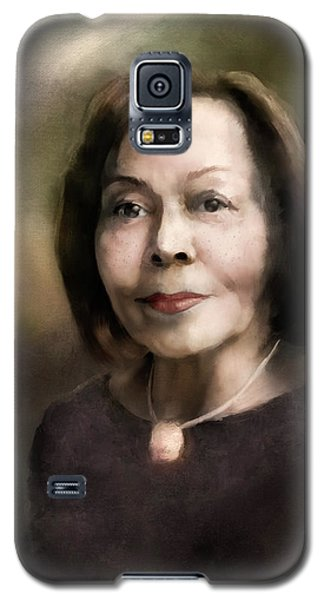 Edith G. Galaxy S5 Case