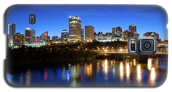 Edmonton Skyline Galaxy S5 Case