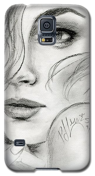 Edna Galaxy S5 Case by P J Lewis