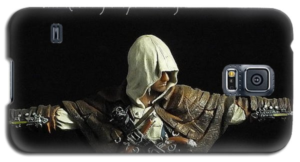 Edward Kenway Galaxy S5 Case