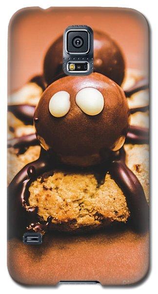 Eerie Monsters. Halloween Baking Treat Galaxy S5 Case