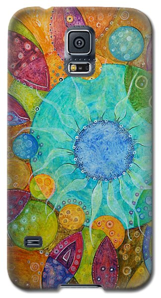 Effervescent Galaxy S5 Case by Tanielle Childers