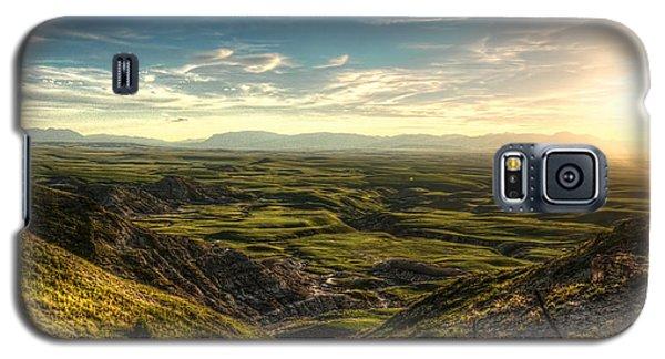 Egg Mountain Montana Galaxy S5 Case