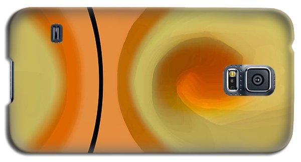Egg On Broken Plate Galaxy S5 Case