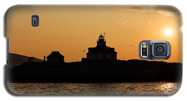 Egg Rock Lighthouse Galaxy S5 Case