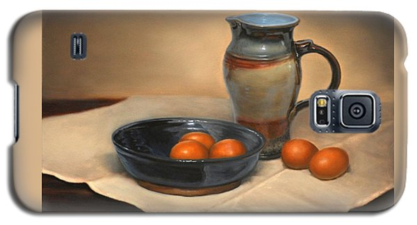 Eggs And Pitcher Galaxy S5 Case
