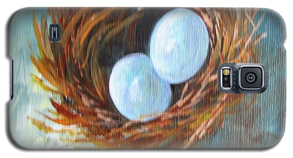 Eggs In A Nest Galaxy S5 Case