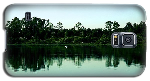 Egret And Rookery Galaxy S5 Case