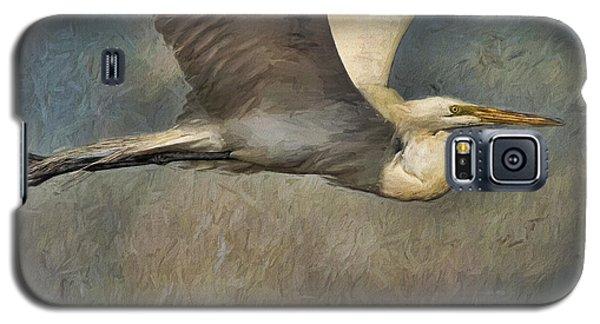 Egret Journey Galaxy S5 Case