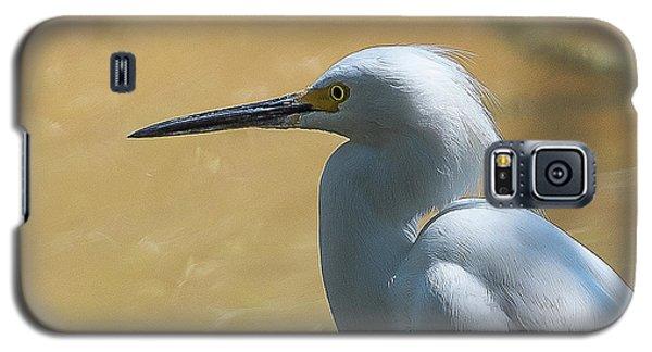 Egret Pose Galaxy S5 Case