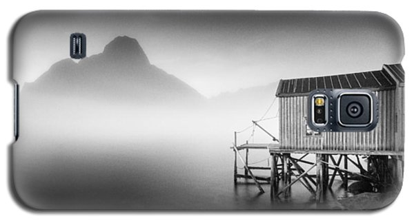 Egulfed By Mist Galaxy S5 Case