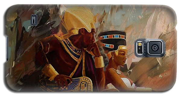 Egyptian Culture 44b Galaxy S5 Case