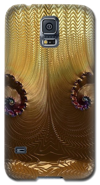 Egyptian God Galaxy S5 Case