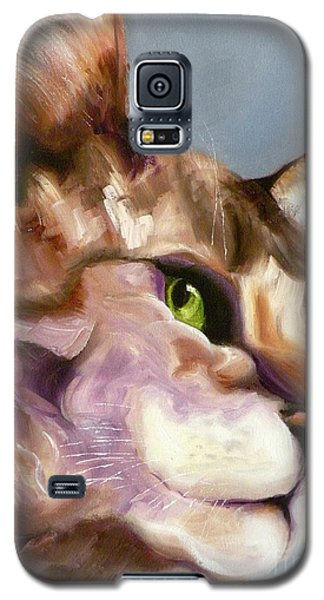 Egyptian Mau Princess Galaxy S5 Case
