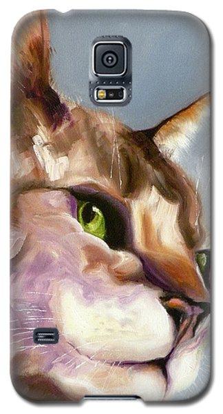 Egyptian Mau Princess Galaxy S5 Case