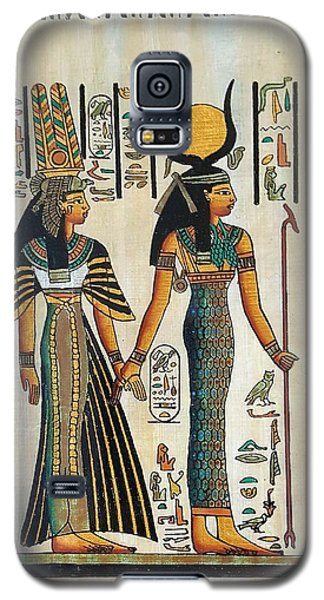 Egyptian Papyrus Galaxy S5 Case