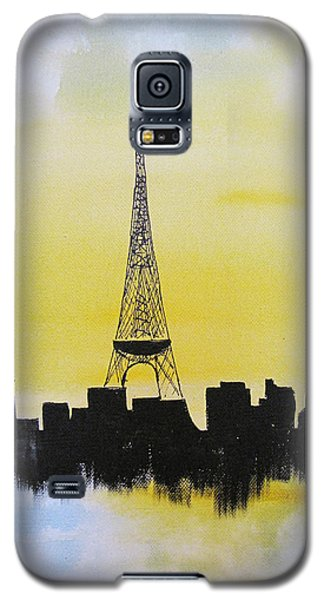 Eiffel Of Paris Galaxy S5 Case by Gary Smith