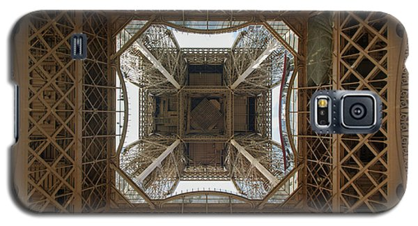 Eiffel Tower Abstract Galaxy S5 Case