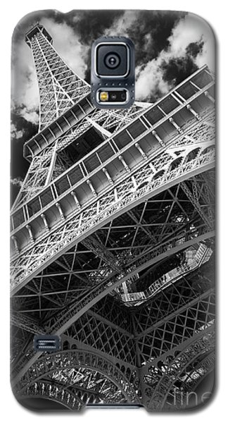 Eiffel Tower Infrared Abstract Galaxy S5 Case